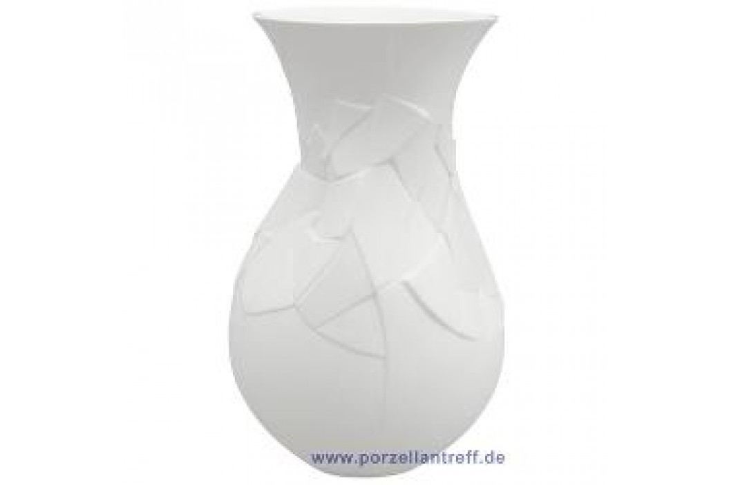 Rosenthal Vase of Phases Vase Large in a Gift Box 30 cm, white Service & Geschirrsets