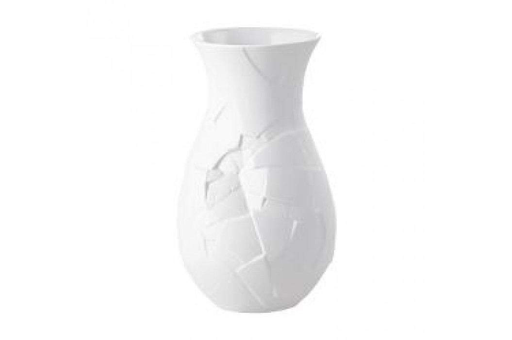 Rosenthal Vase of Phases Vase Small in a Gift Box 21 cm, white Service & Geschirrsets