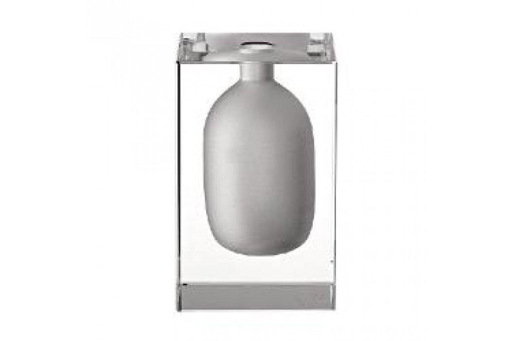 Rosenthal Glass Block Vase Medium in a Gift Box 16 cm Service & Geschirrsets