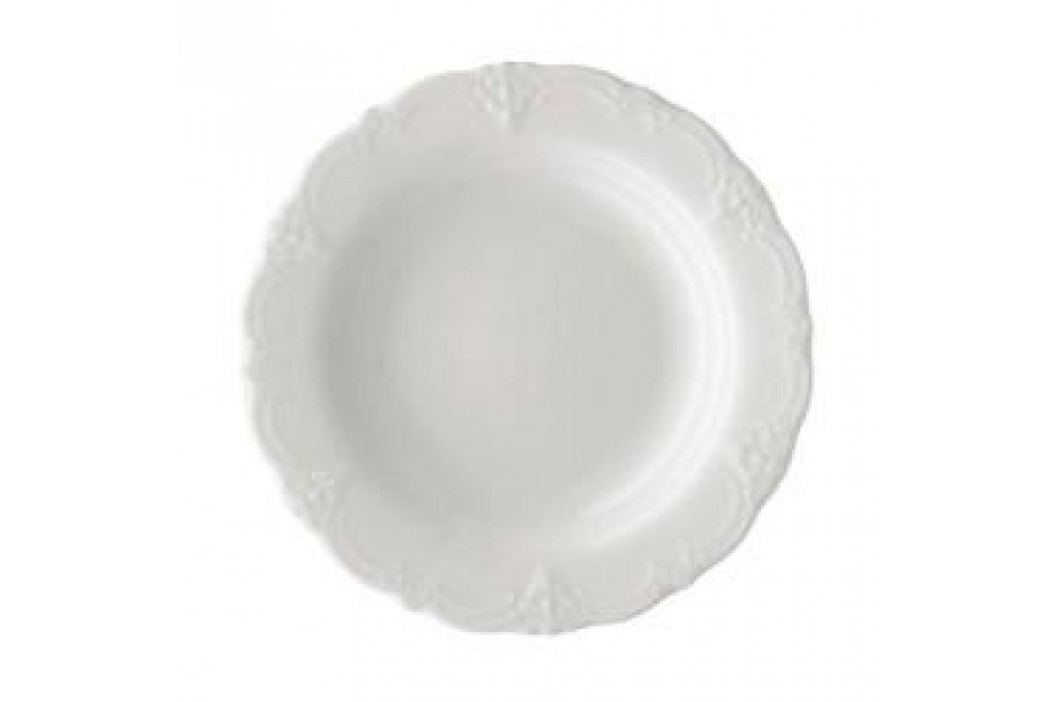 Hutschenreuther Baronesse White Soup Plate 24 cm Teller