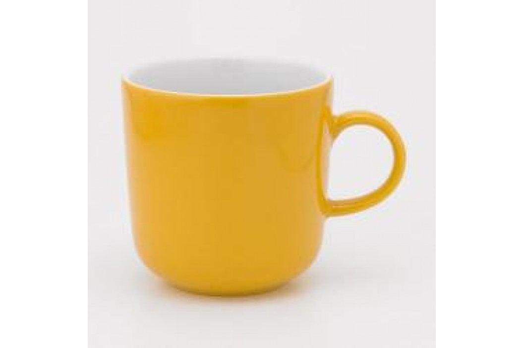 Kahla Pronto Colore Orange Yellow Coffee Mug 0.30 L Service & Geschirrsets