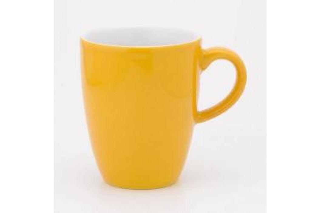 Kahla Pronto Colore Orange Yellow Macchiato Cup 0.28 L Tassen & Becher