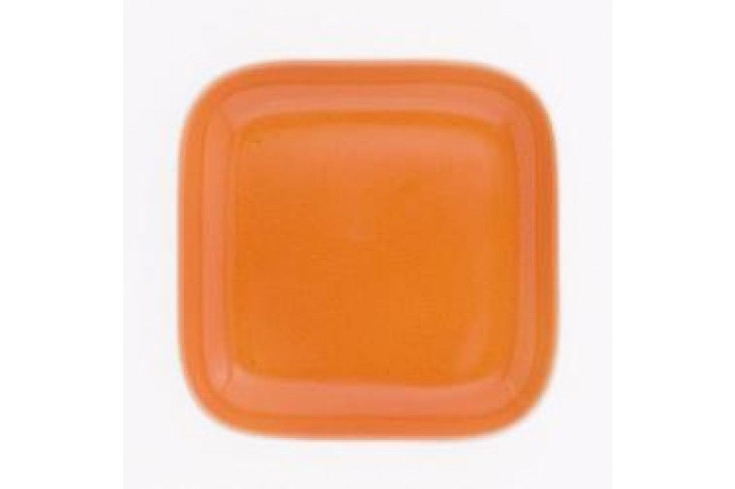 Kahla Abra Cadabra Inside Color Lid Square Orange 10 x 10 cm Service & Geschirrsets