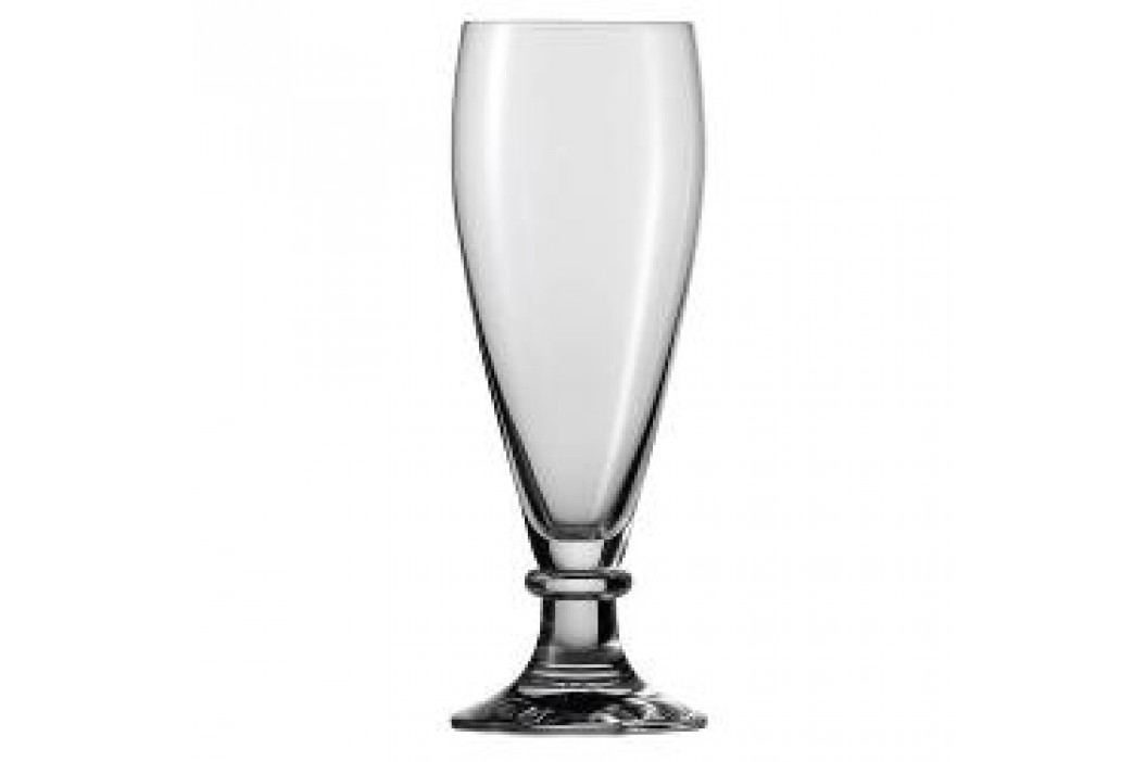 Schott Zwiesel Glasses Beer Glasses Beer glass Brussel for Pilsner with nucleation points 400 ml Service & Geschirrsets