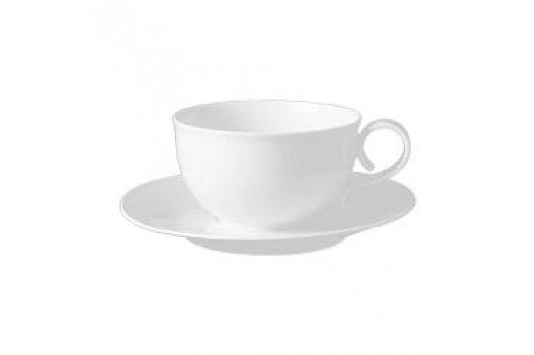 Fürstenberg Carlo Dal Bianco white Tea Cup 0,22 L Tassen & Becher