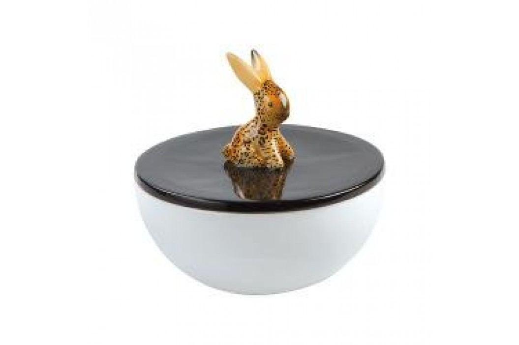Goebel Bunny de luxe - Animal Bunnies 'Leopard' Bunny - Porcelain Box 11,5 cm Service & Geschirrsets