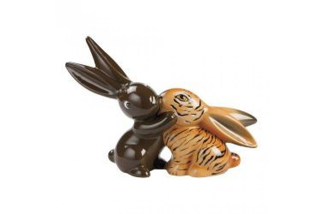 Goebel Bunny de luxe - Animal Bunnies 'Tiger' Bunny in Love Figurine 17 cm Service & Geschirrsets