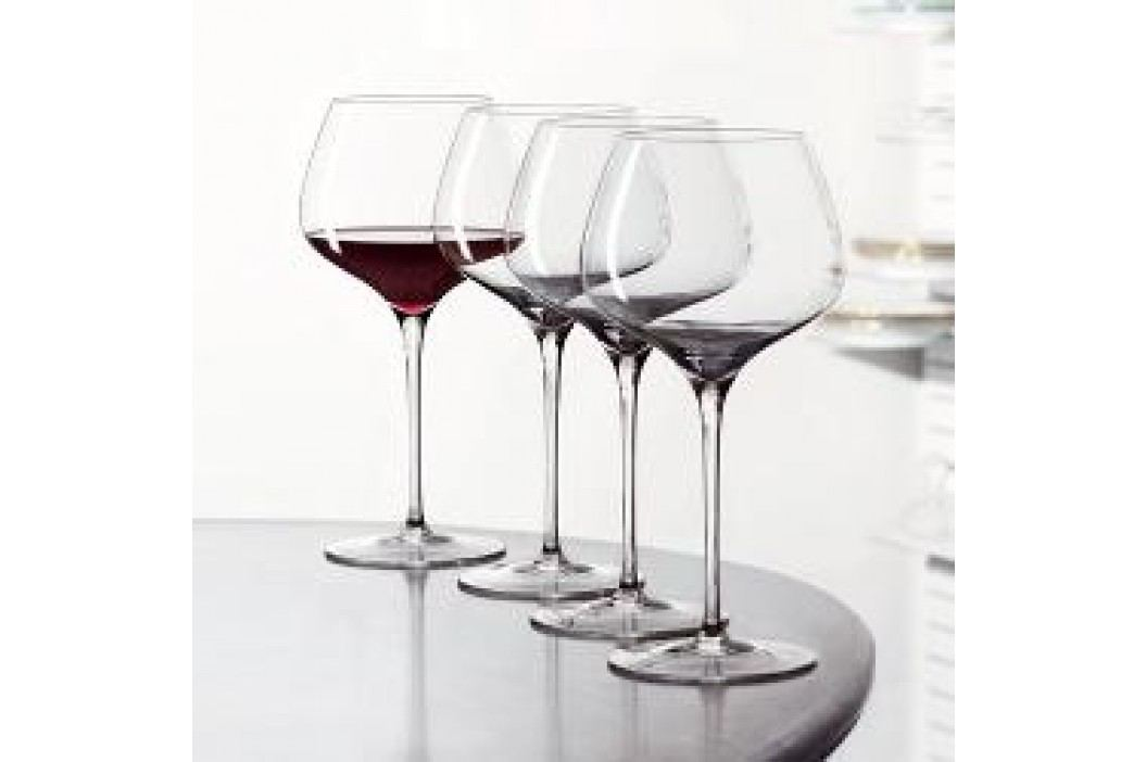 Spiegelau Glasses Willsberger Collection 30 Years Anniversary Set Burgundy Set 4 pcs Service & Geschirrsets