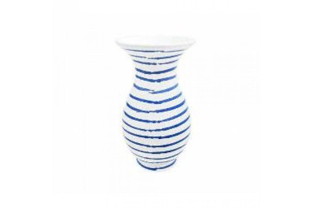 Gmundner Keramik Blaugeflammt Vase Form Al 21 cm Service & Geschirrsets