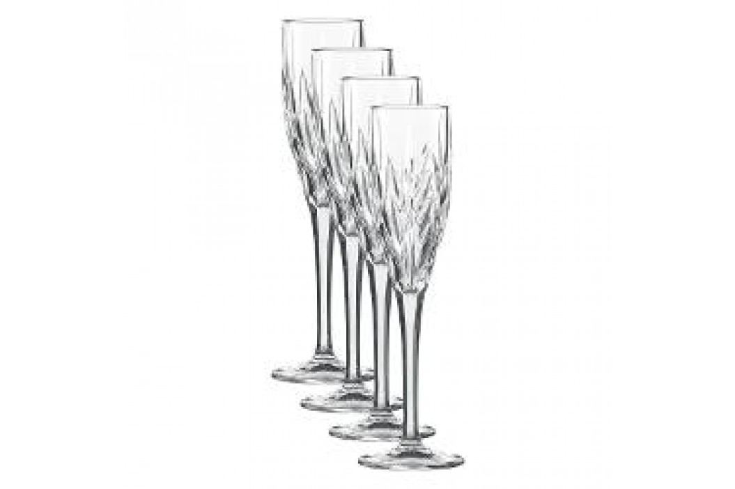 Nachtmann Gläser Imperial Champagne cup Set 4 pcs. 140 ml / 23,4 cm Tassen & Becher