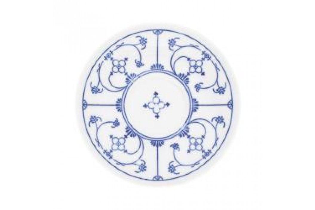 Kahla Blau Saks - Indisch Blau - Stohblumenmuster Coffee/tea cup saucer, 14 cm Tassen & Becher