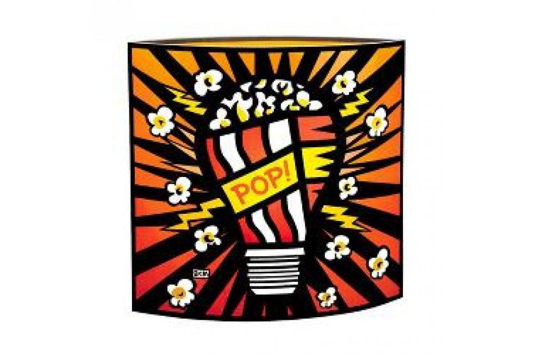Goebel Artis Orbis - Pop Art - Burton Morris Kernel of Knowledge - Lamp made of Glass 25x25 cm Service & Geschirrsets