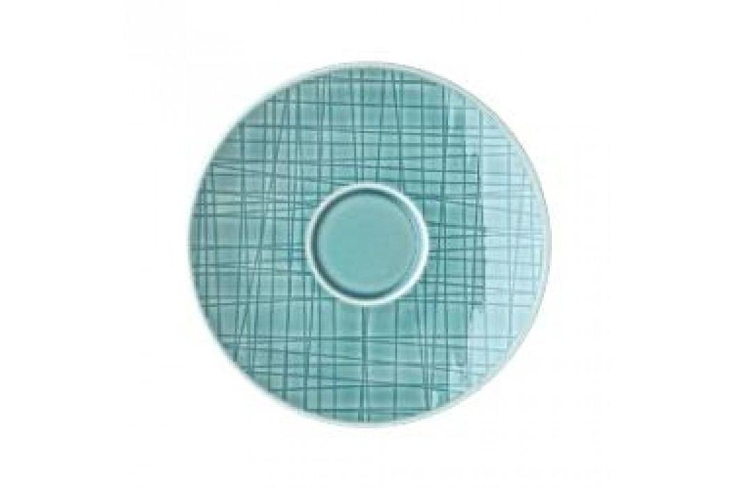 Rosenthal Selection Mesh Aqua Espresso cup saucer 12 cm Tassen & Becher