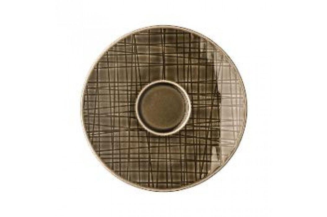 Rosenthal Selection Mesh Walnut Espresso cup saucer 12 cm Tassen & Becher
