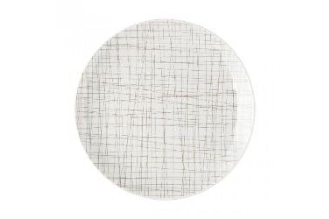 Rosenthal Selection Mesh Line Walnut Plate flat, 21 cm Teller