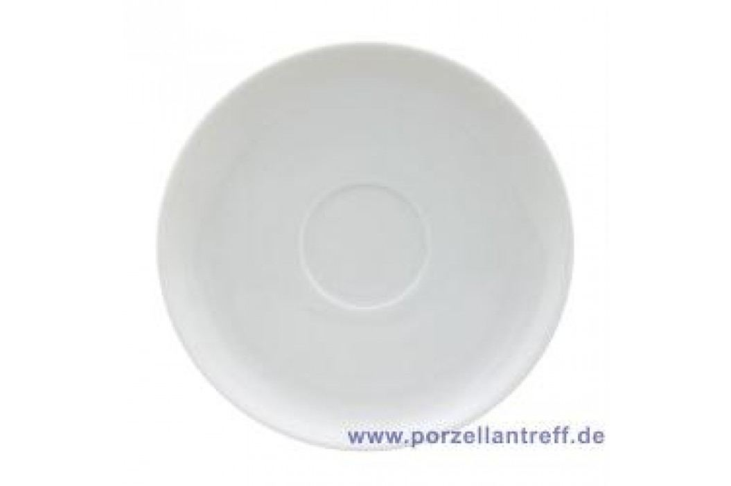 Arzberg Form 2000 White Saucer for Coffee, Tea, Tea Small 14 cm  Service & Geschirrsets