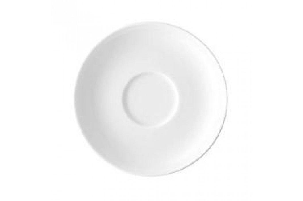 Arzberg Form 1382 White Mocha / Espresso Saucer 12 cm Service & Geschirrsets