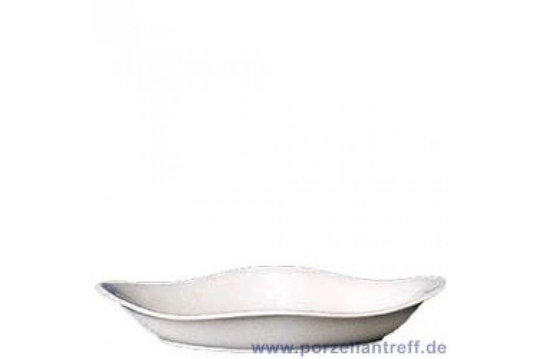 Wedgwood White China Sauciere / Gravy Boat Lower Part Service & Geschirrsets