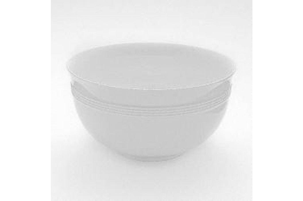 Friesland Jeverland White Mixing Bowl 25 cm Schalen & Schüsseln