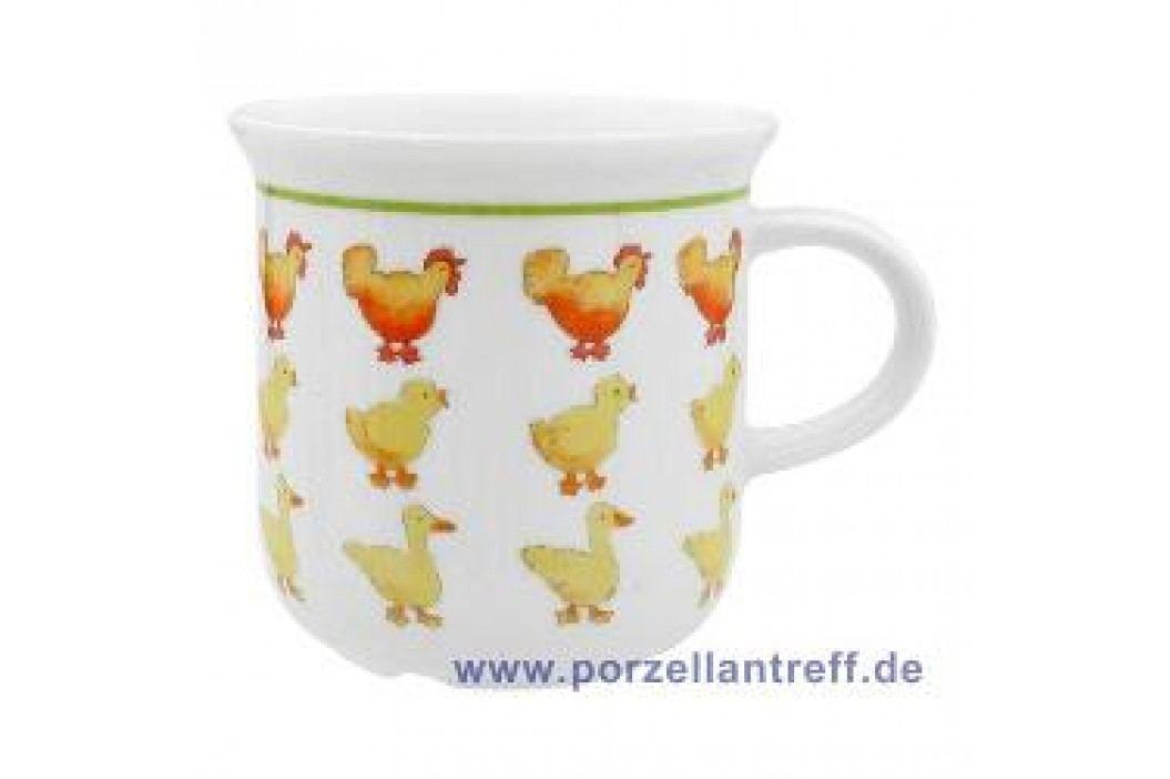 Arzberg Farm Animals Mug with Handle 0.28 L Service & Geschirrsets