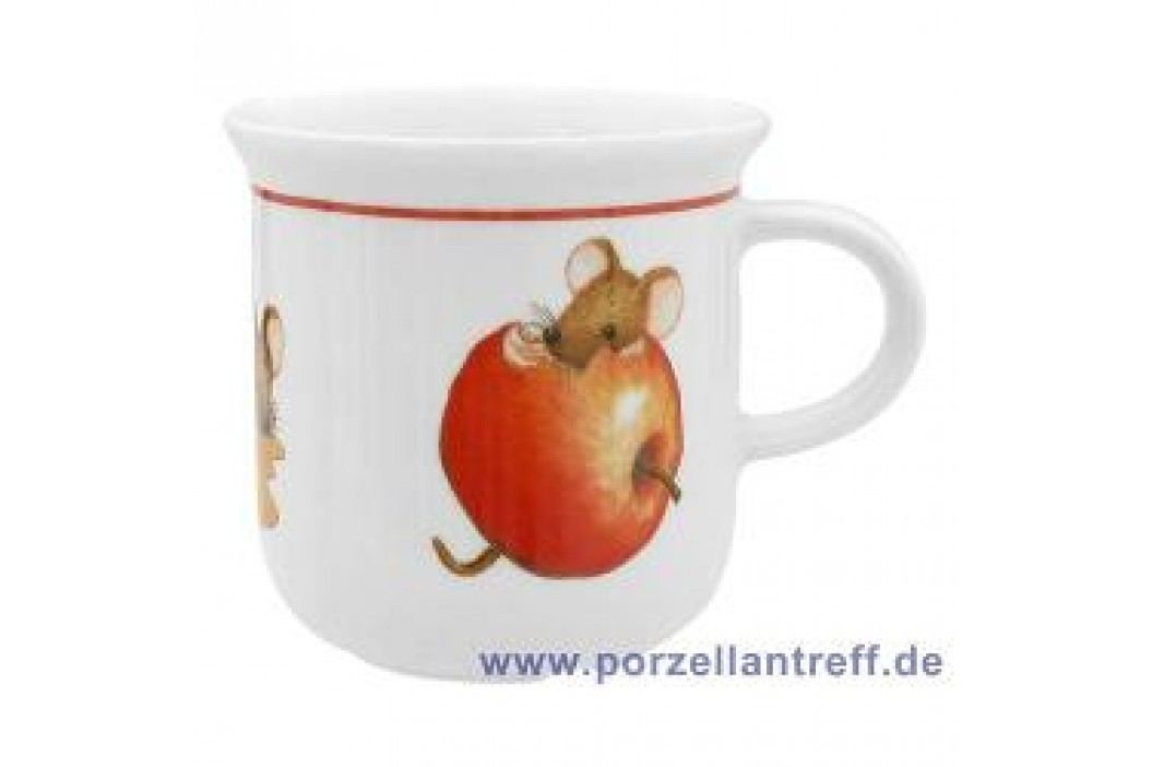 Arzberg Kitchen Mouse Mug with Handle 0.28 L Service & Geschirrsets