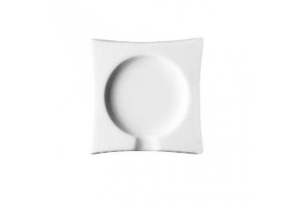 Rosenthal Studio-line Suomi White Soy Dish 7 x 7 cm Service & Geschirrsets