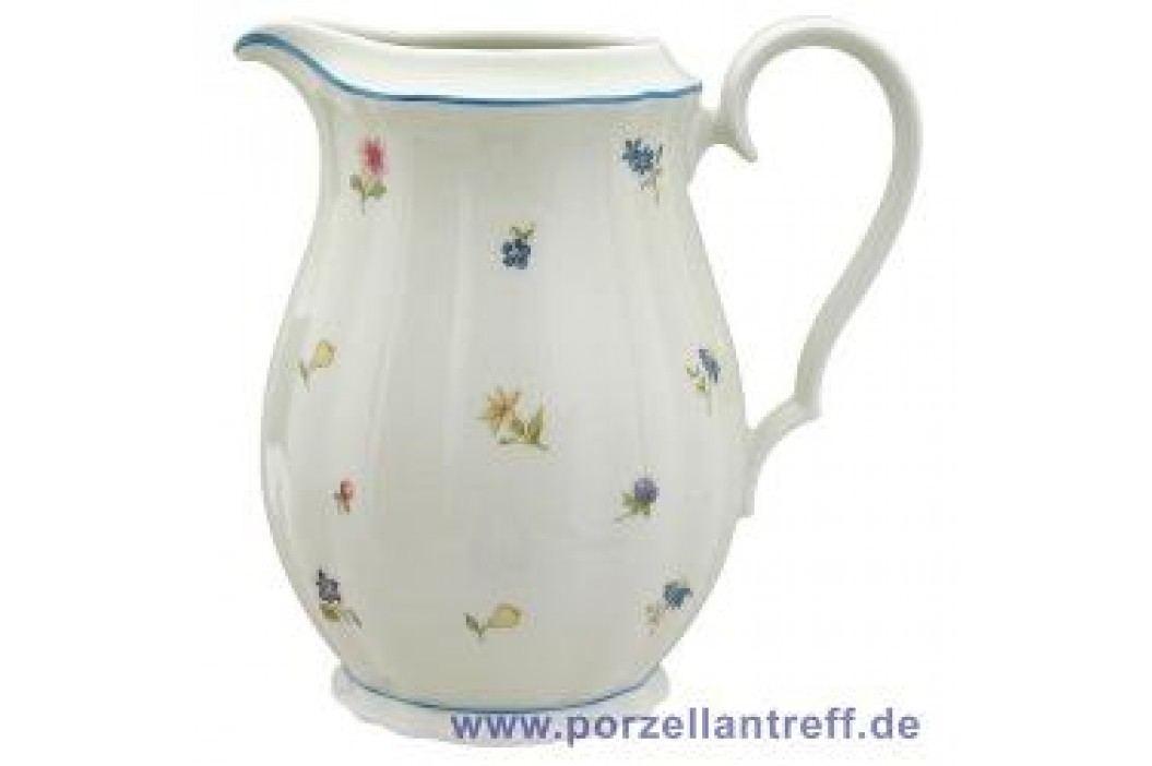 Seltmann Weiden Marie-Luise Scattered Blooms Jug 1.0 L Service & Geschirrsets
