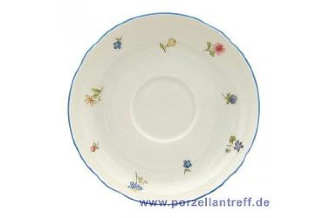 Seltmann Weiden Marie-Luise Scattered Blooms Coffee Saucer 14.5 cm Service & Geschirrsets