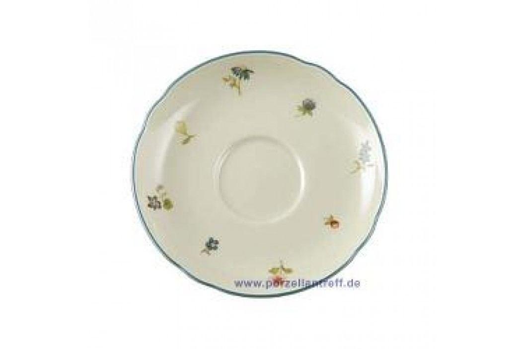 Seltmann Weiden Marie-Luise Scattered Blooms Tea Saucer 13 cm Service & Geschirrsets