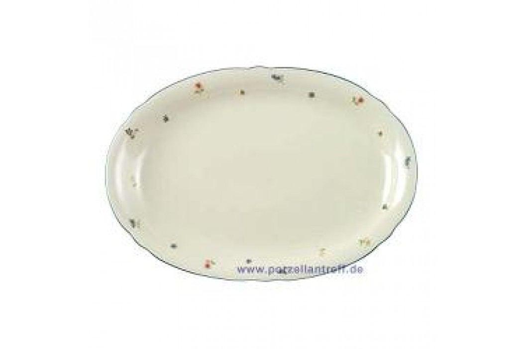 Seltmann Weiden Marie-Luise Scattered Blooms Oval Platter 38 cm Service & Geschirrsets