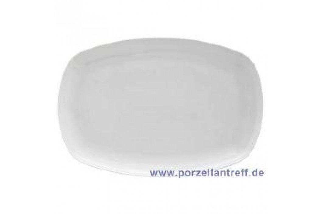 Seltmann Weiden Sketch Basic Square Platter 35 cm Service & Geschirrsets