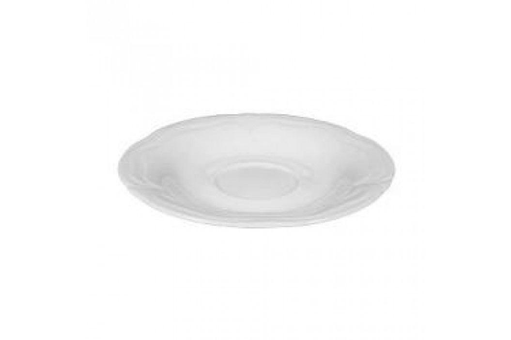 Tettau Plaza White Tea Saucer 14.5 cm Service & Geschirrsets