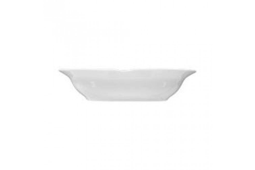 Tettau Plaza White Pickle Dish Deep 24 cm Service & Geschirrsets