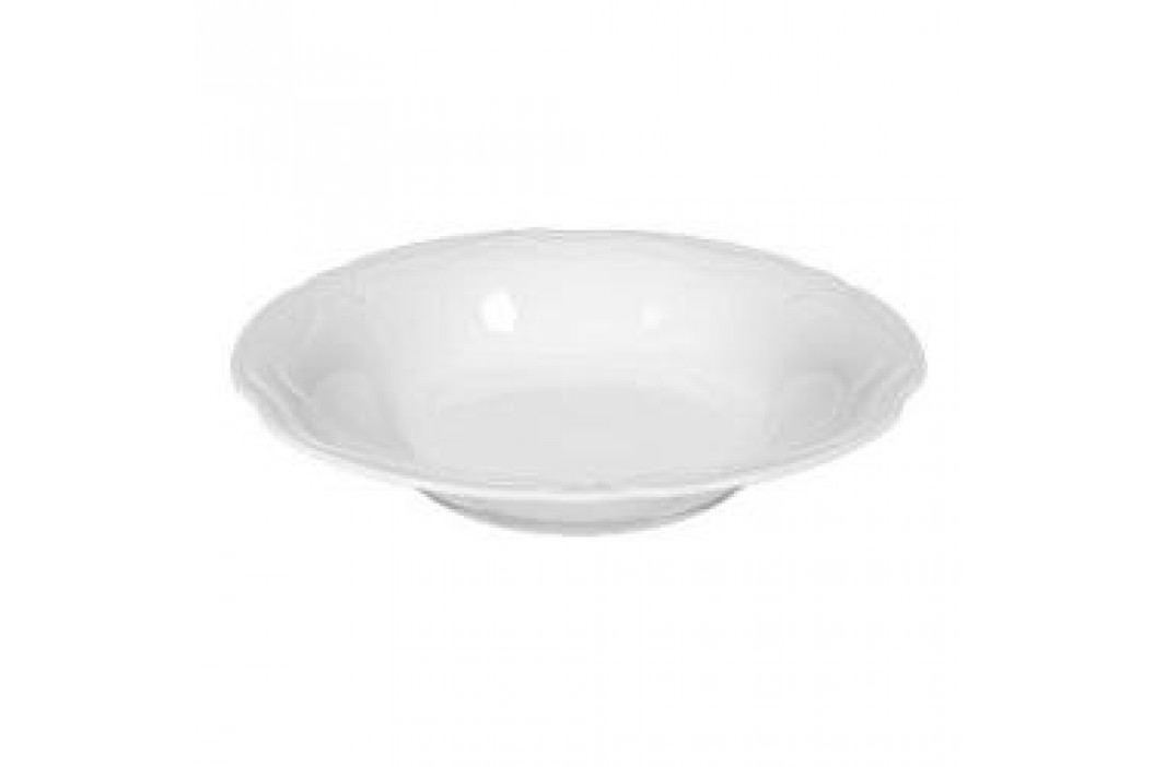 Tettau Plaza White Round Platter Deep 30 cm Service & Geschirrsets