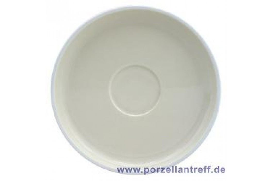 Arzberg Profi Silk Saucer for Café Au Lait, Mug with Handle 18 cm Service & Geschirrsets
