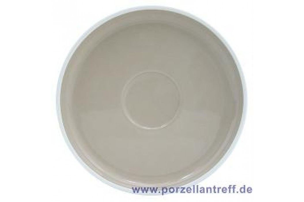 Arzberg Profi Linen Saucer for Café Au Lait, Mug with Handle 18 cm Service & Geschirrsets