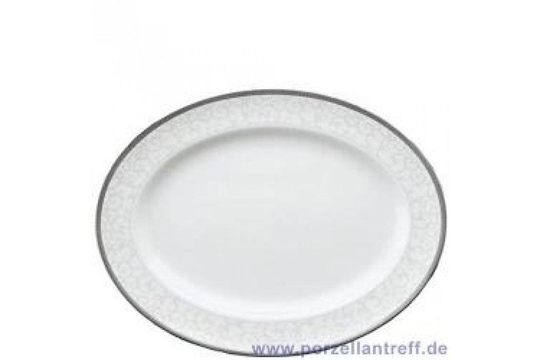 Wedgwood Celestial Platinum Oval Platter 39 cm Service & Geschirrsets
