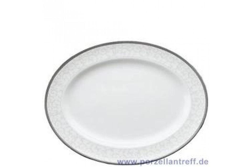 Wedgwood Celestial Platinum Oval Platter 35 cm Service & Geschirrsets