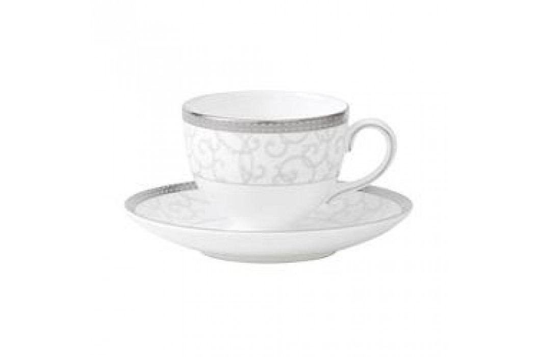 Wedgwood Celestial Platinum Tea Saucer Service & Geschirrsets