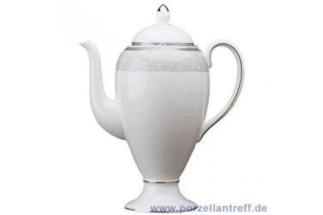 Wedgwood Celestial Platinum Coffee Pot 0.90 L Service & Geschirrsets