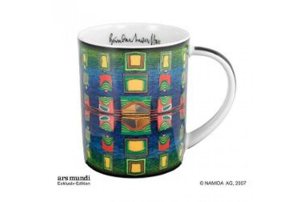 Königlich Tettau Hundertwasser Magic Mugs Magic Mug
