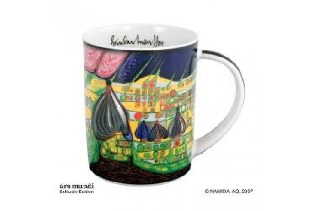 Königlich Tettau Hundertwasser Magic Mugs Magic Mug