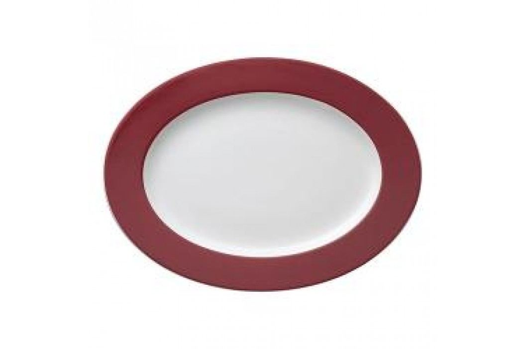 Thomas Sunny Day Hot Pink (Fuchsia) Oval Platter 33 cm Service & Geschirrsets