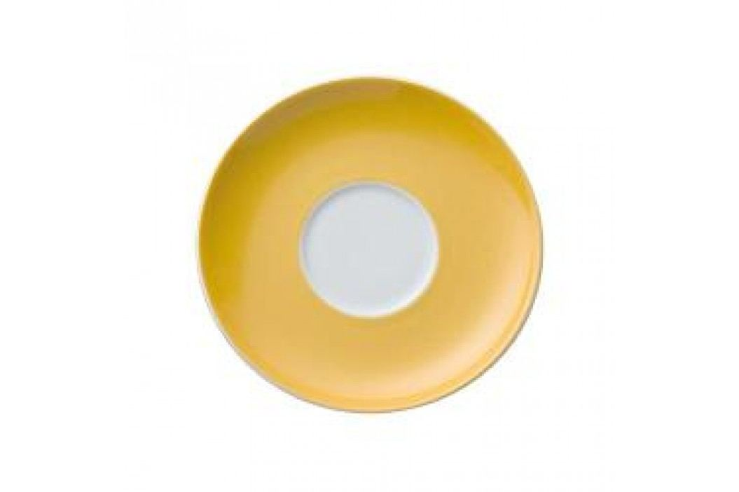 Thomas Sunny Day Yellow Cappuccino Saucer 16.5 cm Service & Geschirrsets
