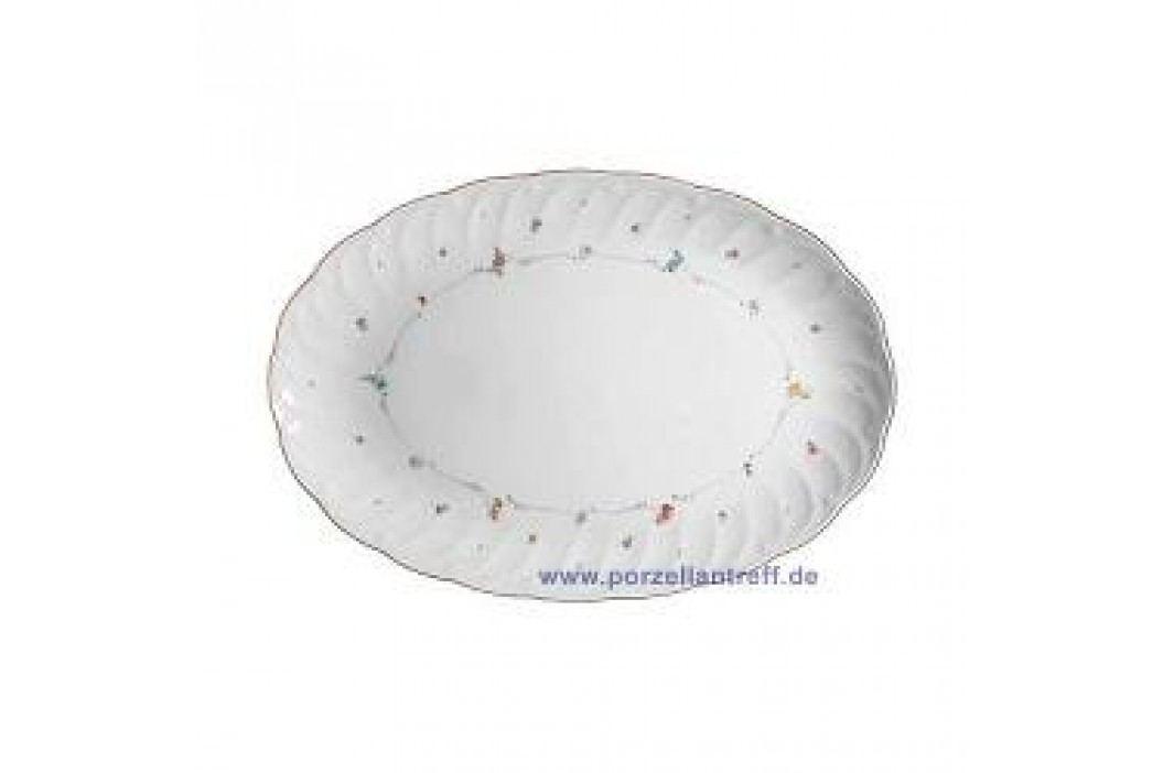 Seltmann Weiden Leonore Elegance Oval Platter 31 cm Service & Geschirrsets