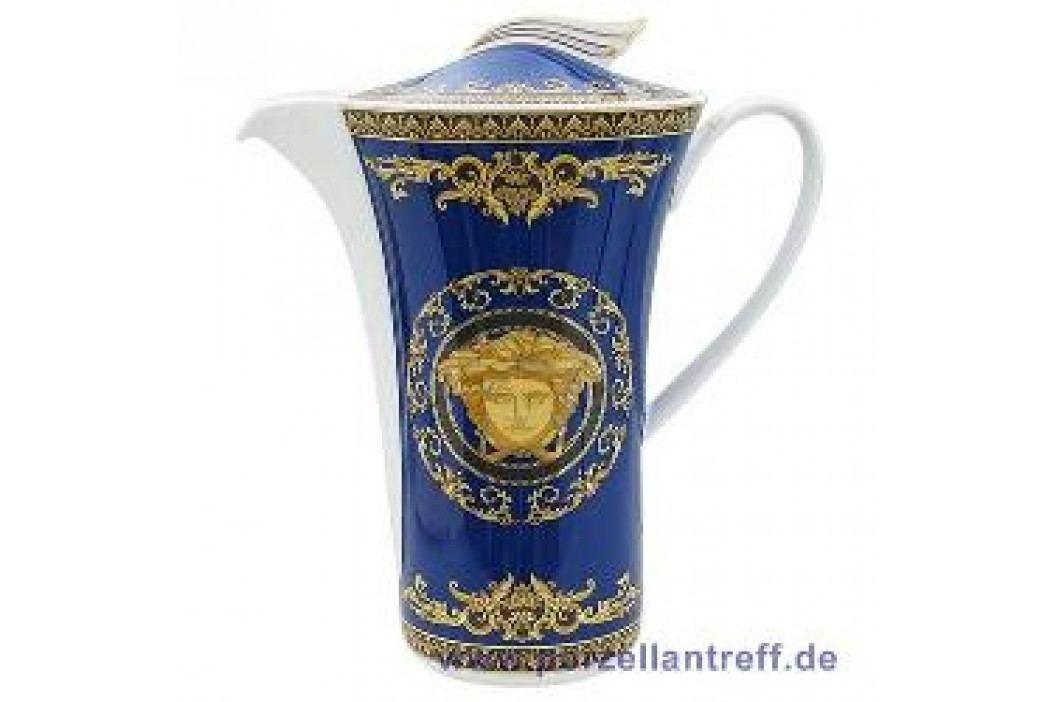 Rosenthal Versace Medusa blue Coffee Pot 1.20 L Service & Geschirrsets