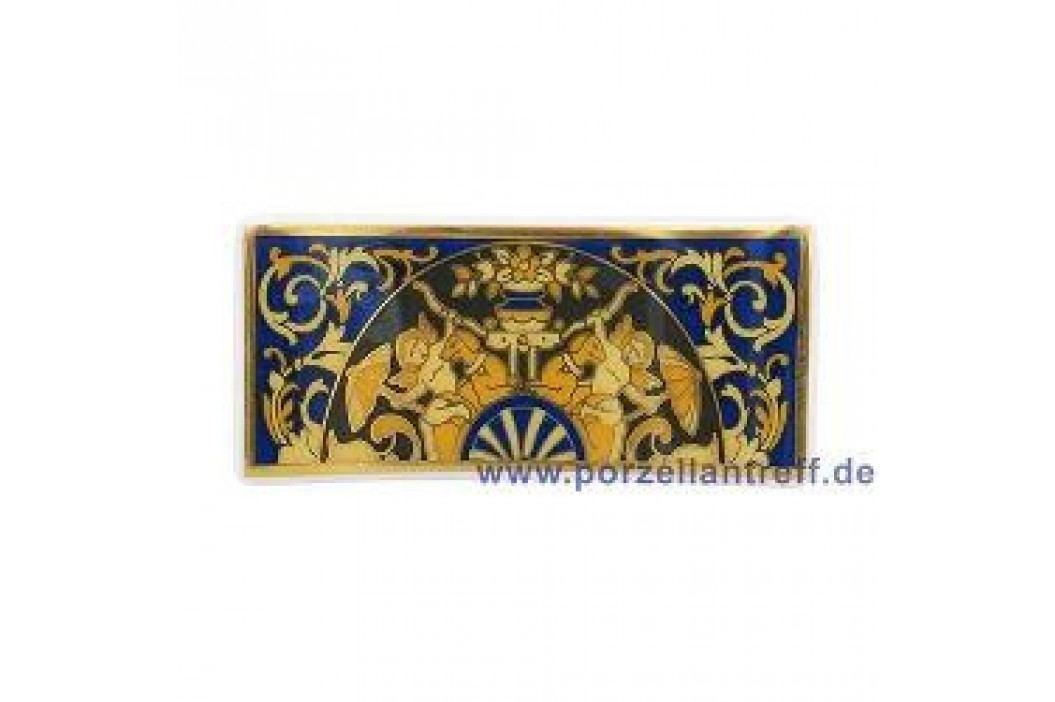 Rosenthal Versace Medusa blue Asia Chopstick Rest Service & Geschirrsets