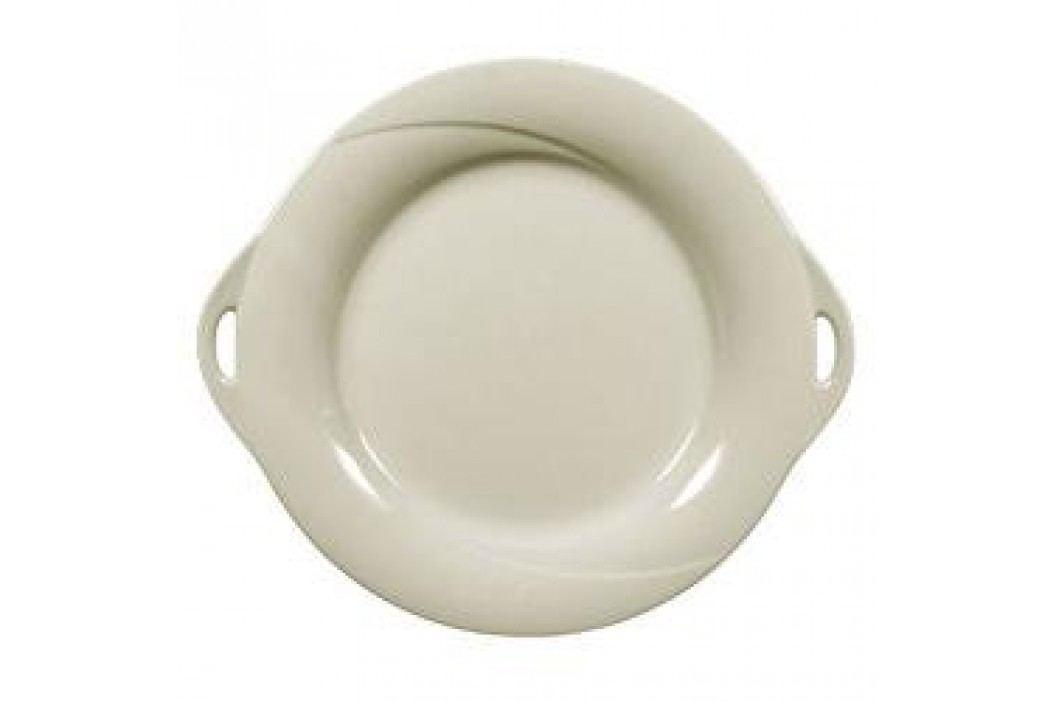 Seltmann Weiden Orlando fine cream Uni Pie Platter with Handle 30 cm Service & Geschirrsets