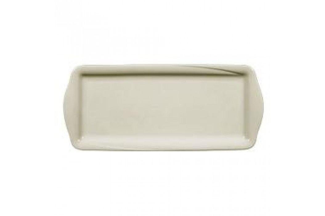 Seltmann Weiden Orlando fine cream Uni Pie Platter Square 35 cm Service & Geschirrsets