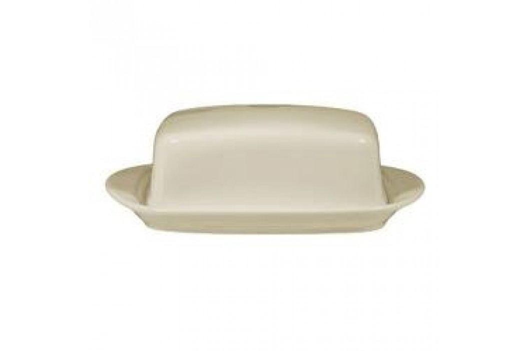 Seltmann Weiden Orlando fine cream Uni Butter Dish 250 g Service & Geschirrsets